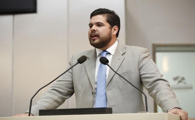 Jean Oliveira propõe criação da Lei das Florestas Plantadas na Assembleia
