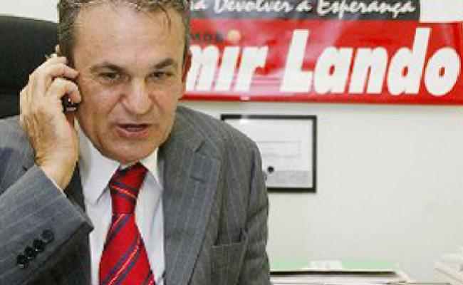 Ex-senador Mário Calixto vai cumprir pena em presídio federal