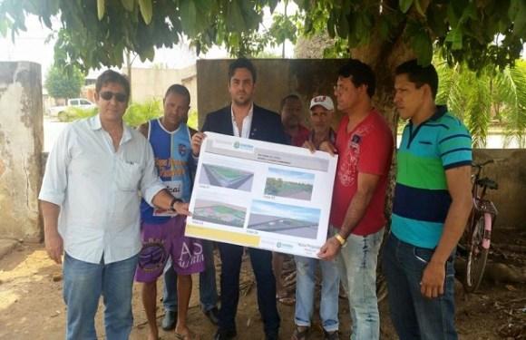 Léo Moraes apresenta projeto inovador para reconstrução do Cedel da Zona Leste