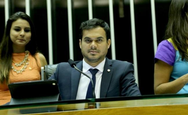 Expedito Netto anuncia emenda para  pavimentação de Santa Luzia