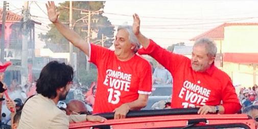 Lula e Delcídio serão ouvidos em Brasília pela justiça