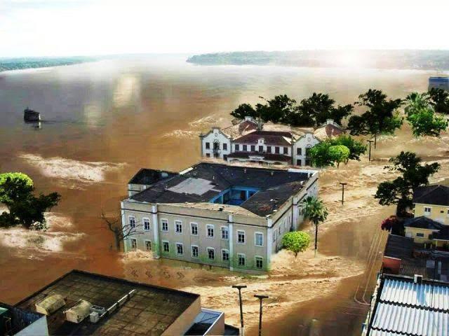 Tsunami em Porto Velho? – Professor Nazareno*