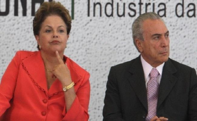 Após 4 meses, salários de Dilma e Temer não foram reduzidos