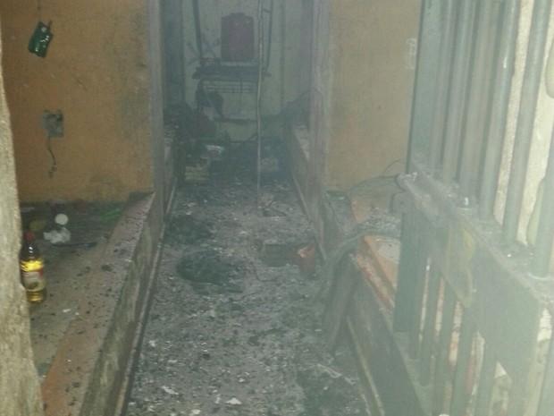 Incêndio destrói celas na Colônia Agrícola Penal de Porto Velho