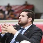 Jean Oliveira quer cascalhamento e patrolamento das ruas da comunidade Nova Aliança