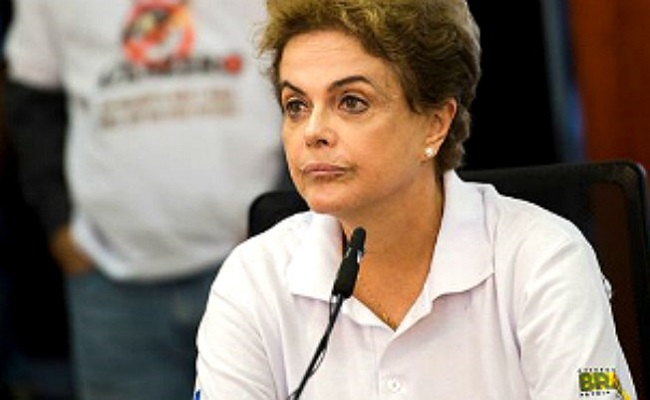 """""""Sou a prova da injustiça"""", diz Dilma em entrevista"""