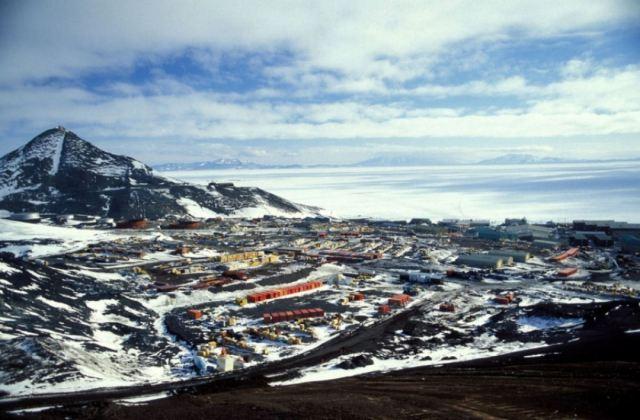 Estação McMurdo, Antarctica