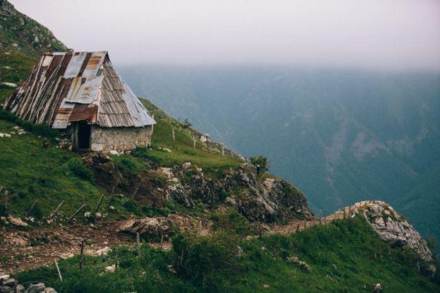Aldeia Lukomir - Konjic, Bósnia e Herzegovina