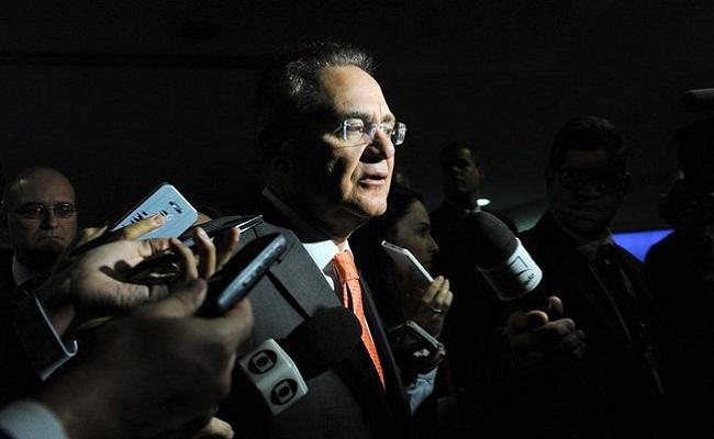 Supremo recebe novo pedido de investigação sobre Renan Calheiros