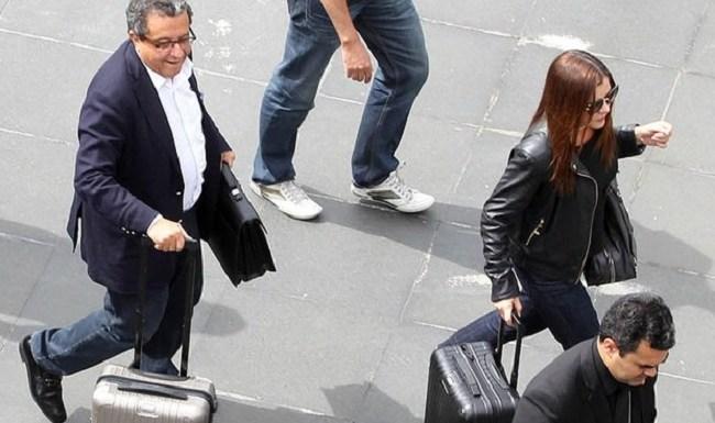 João Santana desembarca no Brasil sem celular e sem notebook