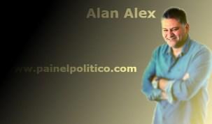 Coluna Painel Politico, jornalista Alan Alex