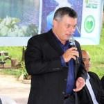 Deputado Edson Martins comemora início da obra da Unidade de Saúde de Jacinópolis