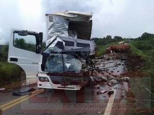 """Grave acidente faz mais uma vítima na BR 364, a """"rodovia da morte"""""""
