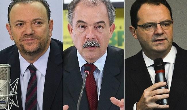 Três ministros podem deixar o governo após chegada de Lula