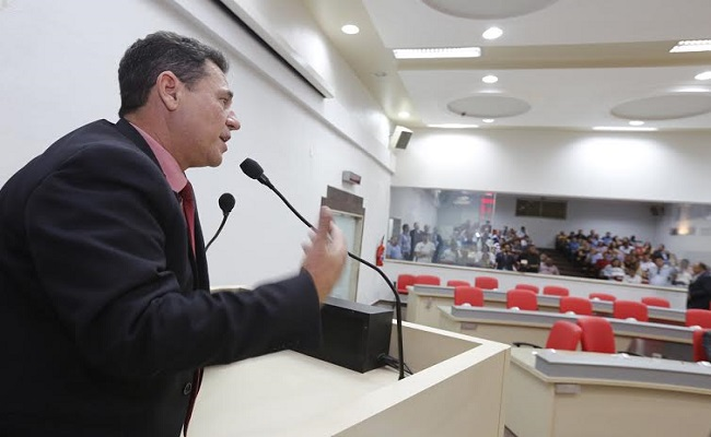 Deputado Maurão de Carvalho reafirma solidariedade ao pleito de  servidores