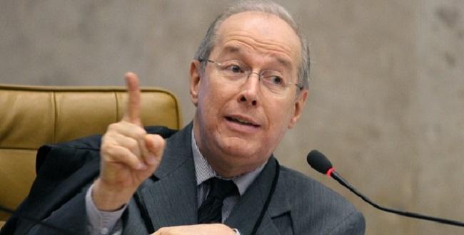 Dilma comete 'gravíssimo equívoco' ao tratar impeachment como golpe, diz Celso de Mello