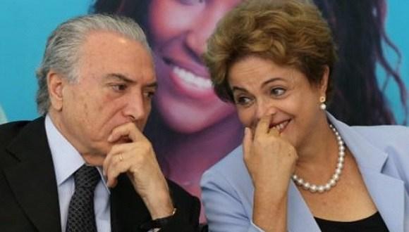 Chapa Dilma-Temer recebeu dinheiro de caixa 2 via cervejaria que produz Itaipava