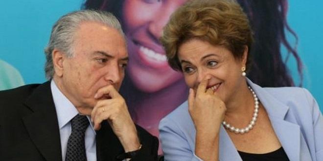 Sessão desta quarta-feira sobre chapa Dilma/Temer começa às 9