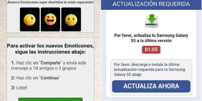 Golpe no WhatsApp oferece falsos emoticons para roubar informações