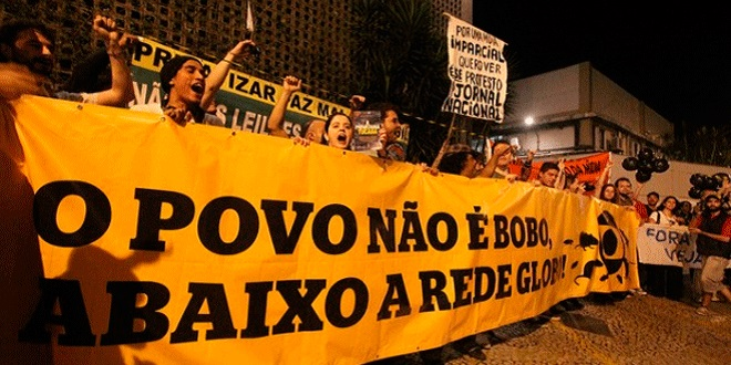 O PT e a enorme vontade de controlar a mídia no Brasil
