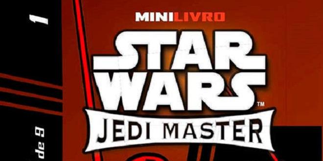 Panini lança minilivros de Star Wars