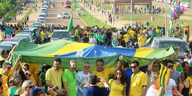Magistrados de Rondônia promovem ato a favor de Sérgio Moro