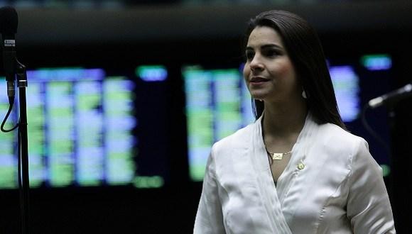 Mariana Carvalho assume PSDB em RO
