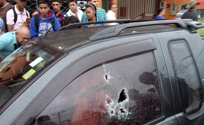 Empresário é assassinado com 8 tiros em frente a sua ótica, em Porto Velho