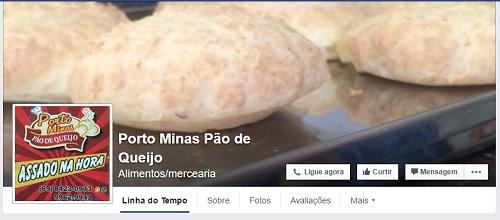 Visite a página no Facebook