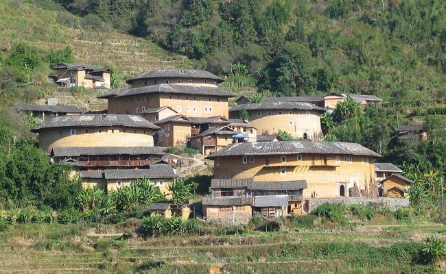 Conheça os tulous da província de Fujian