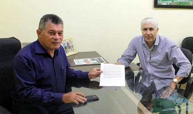 Edson Martins destina emenda de R$ 65 mil para Cerejeiras