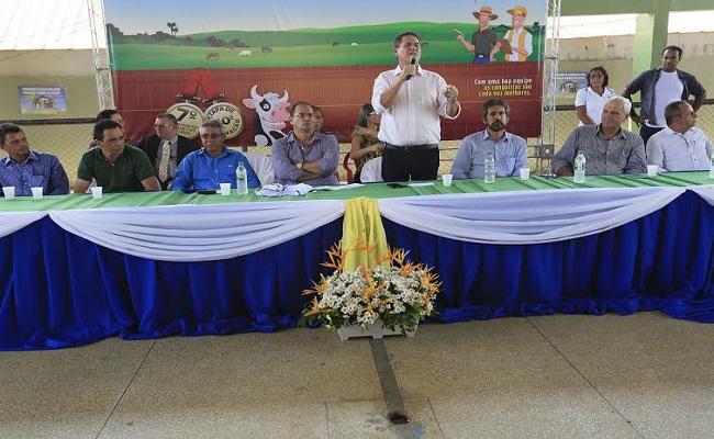 Maurão de Carvalho destaca qualidade do rebanho bovino de Rondônia