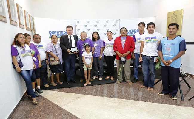 Maurão é homenageado por iniciativa da semana de estudos e programa de  prevenção da epilepsia