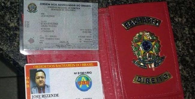 Comissão de fiscalização da OAB prende falso advogado; ele já recebeu mais de R$ 300 mil