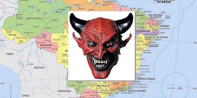 O Satanás é brasileiro – Professor Nazareno