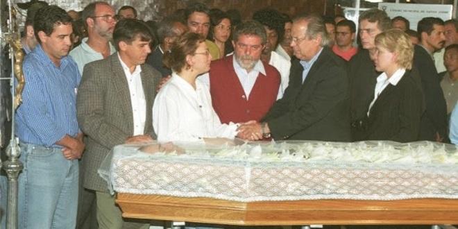 Supostas propinas pagas por Celso Daniel serão investigadas, decide STF