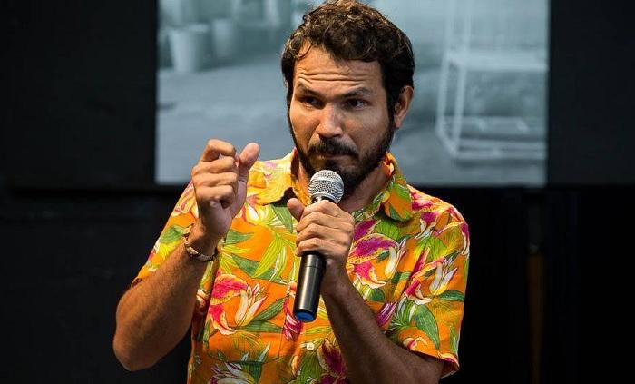 Elizeu Braga lança o livro Mormaço com oficina nesta sexta-feira, em Porto Velho
