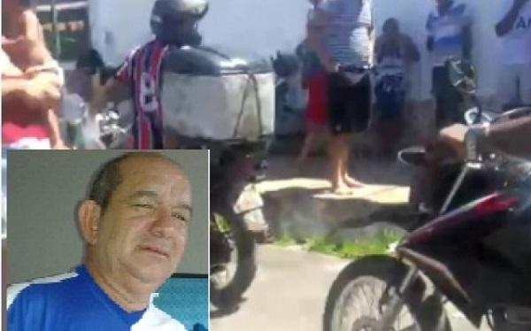Sargento-PM é obrigado a ser ajoelhar para ser morto com tiros na cabeça por bandidos em latrocínio; vídeo