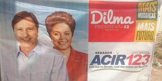 PDT fecha com Dilma e Acir vai votar contra o impeachment no Senado