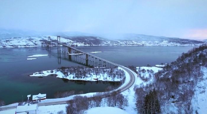 Conheça Lofoten, um lugar no Ártico de beleza estonteante