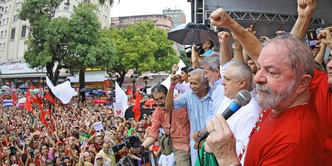 Lula diz que assume Casa Civil na quinta