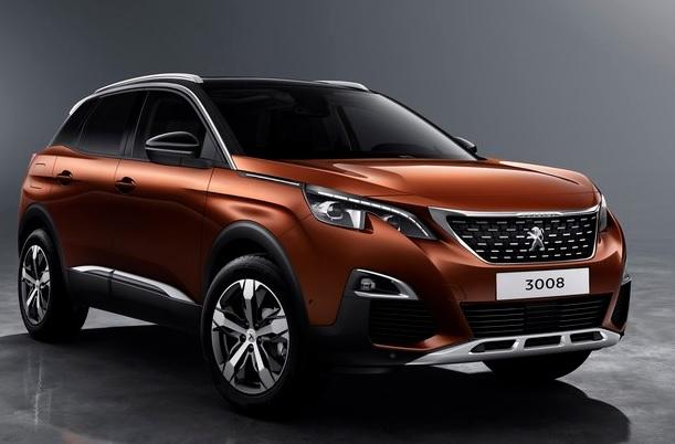 Peugeot mostra o novo 3008 com mais cara de SUV