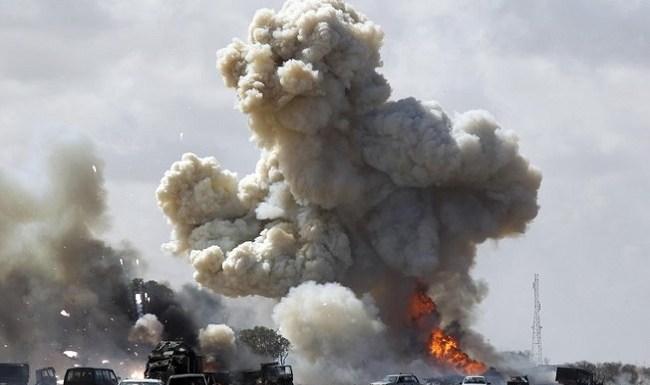 Ataques da Turquia e da coalizão dos EUA matam 63 militantes do Estado Islâmico