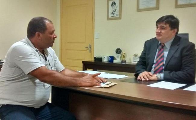 Associação agradece Cleiton Roque por liberação de recurso
