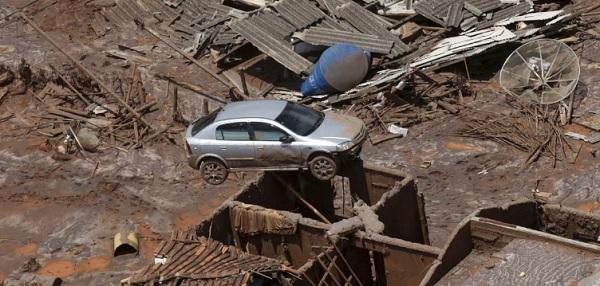 PF diz que Vale adulterou dados sobre a lama em Mariana (MG)