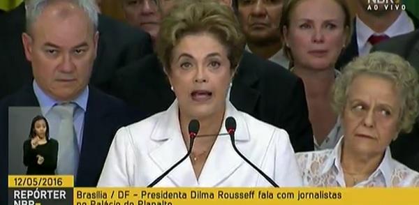 AO VIVO – Assista o discurso de Dilma Rousseff