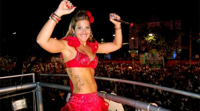 """Marido de cantora é preso com uma tonelada de maconha na Bahia, """"uma decepção"""", diz ela"""