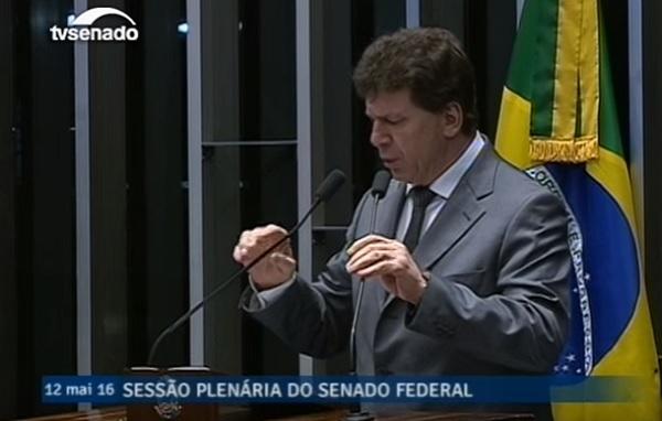 Assista os discursos dos senadores de Rondônia na votação do impeachment