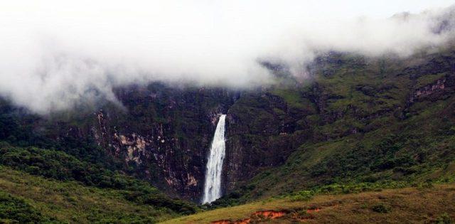 Serra da Canastra, em Minas Gerais, é uma região privilegiada
