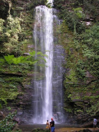 Vale das Cachoeiras em Rondôniaa